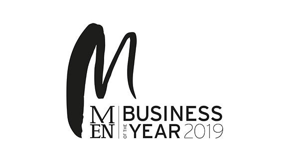 Manchester Evening News Business of the Year Awards logo