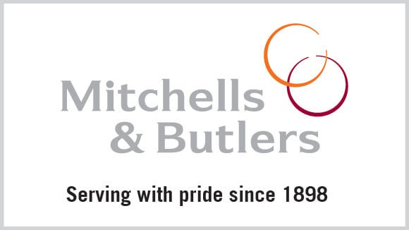 Mitchells and Butlers West Midlands Finance Awards highly commended