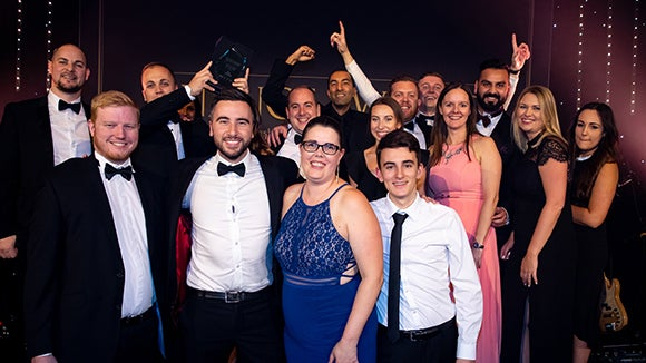 finance awards application for 2019 4 winners