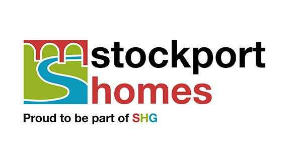 Stockport Homes Group SHG logo