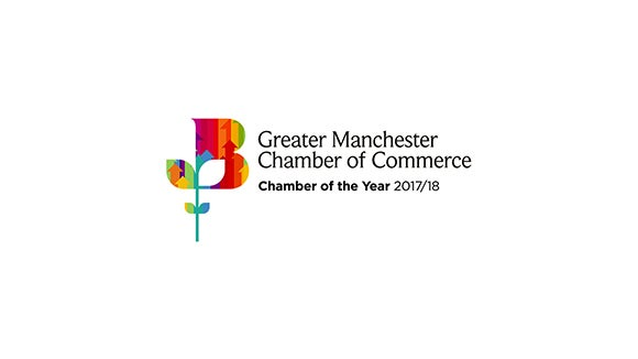 Greater Manchester Chamber of Commerce - multicoloured