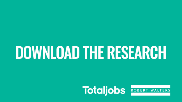 diversity and inclusion research by robert walters and totaljobs