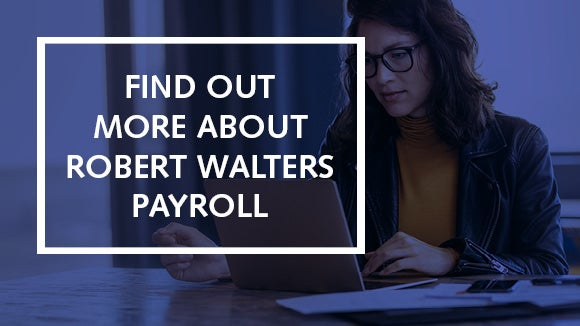 Robert Walters payroll services