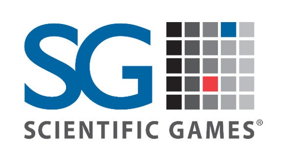 scientific games logo blue