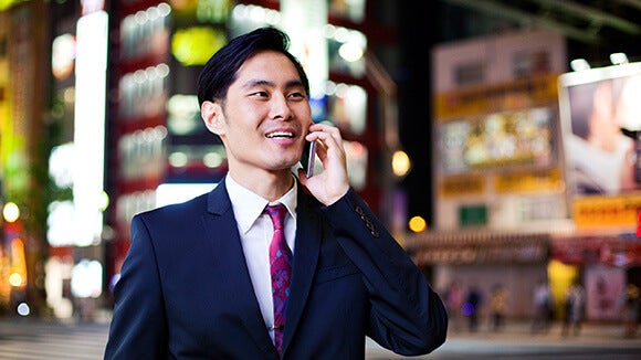 how to give a good impression on a phone interview