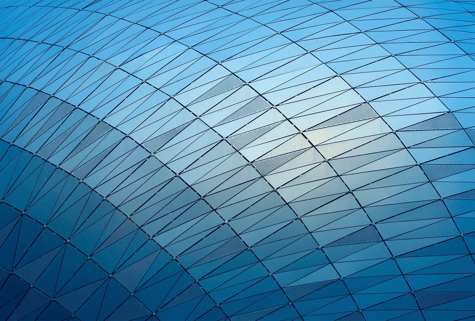 sphere glass roof