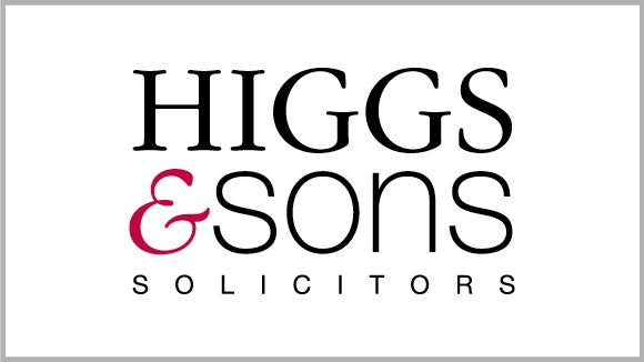 Higgs and Sons logo